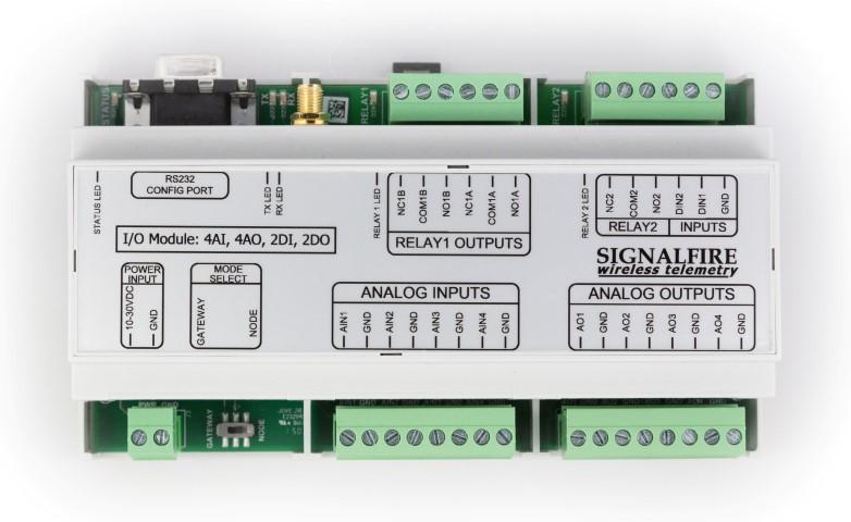 Wireless IO System