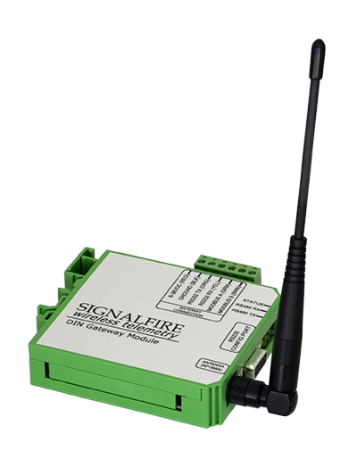 Signal Fire DIN-Gateway-Module
