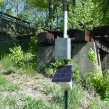 Signal Fire A2 Long Range Repeater Node with Solar Panel