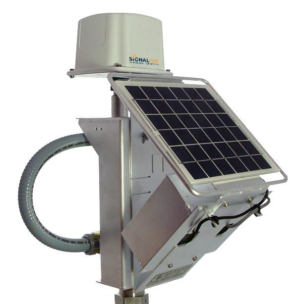 Sginal Fire Sentinel+Solar