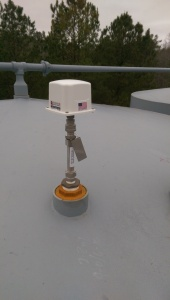 Tank Level Float Stick System