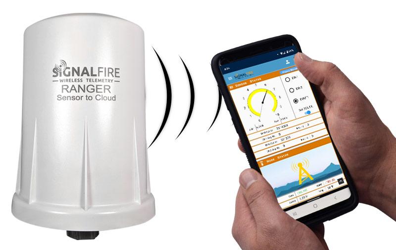 SignalFire Wireless Telemetry - SignalFire Wireless Telemetry