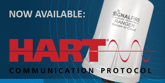 SignalFire Expands Its LTE-M Wireless Transmitter, the RANGER, with HART™ and SDI-12 Protocol Compatibility